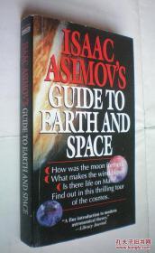 Isaac Asimov's guide to earth and space 艾萨克·阿西莫夫地球与空间导读 英文原版品好全新适合收藏