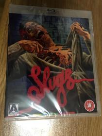 盒装 蓝光 西班牙 蛞蝓之灾 Slugs  (1988) 箭影版