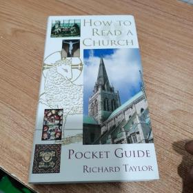 Pocket Guide to How to Read A Church(内页如新)