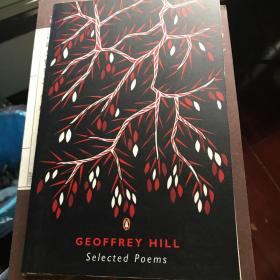 Geoffrey Hill Selected Poems