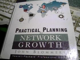 Practical Planning for Network Growth 网络增长的实用规划