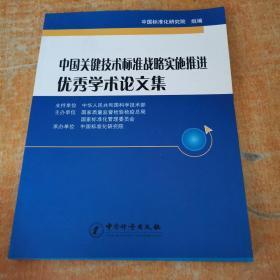 中国关健技术标准战略实施推进优秀学术论文集