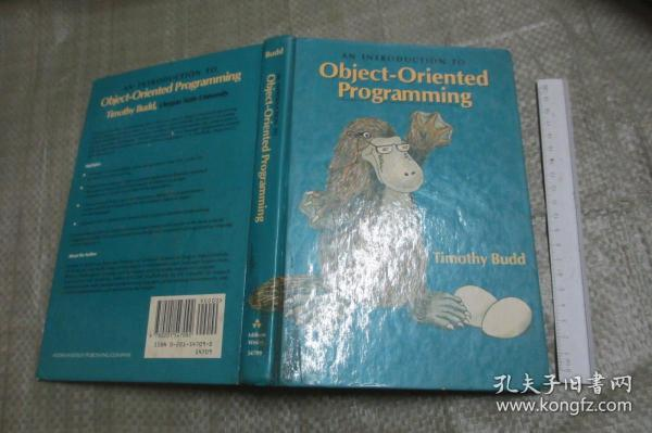 An Introduction to Object-Oriented Programming(英文原版 Timothy Budd  硬精装16开 版本少见)