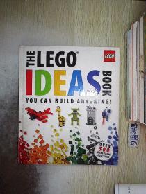 The Lego Ideas Book乐高新鲜玩 英文原版