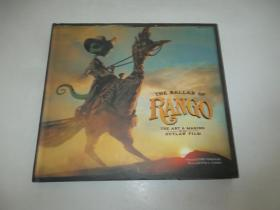 The Ballad of Rango: The Art & Making of an Outlaw Film 兰戈设定
