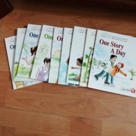 英文原版加拿大DC one story a day 365天英语故事天天听9册(1-12缺3,5,11)