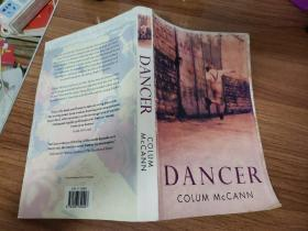 DANCER 英文原版