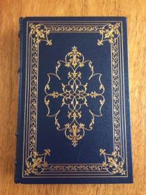 【现货在国内、全国包顺丰、1-3天收到】Jane Eyre,《简爱 》,Charlotte Bronte(著),富兰克林图书馆出版的世界永恒经典100本名著系列丛书之一, 1981年限量版 A Limited Edition(见实物照片第4、5张),523页,豪华全真皮封面,三面刷金,珍贵外国文学资料 !