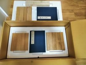 日本古典文学馆 复刻 第一期第一回配本 (源氏物语、源氏物语奥入、山家心中集、方丈记、好色一代男、里见八犬伝)