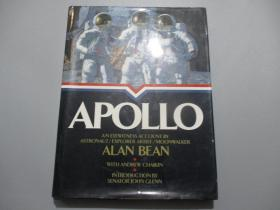 英文原版:Apollo-Alan Bean「Alan Bean签名本」
