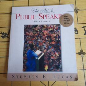 The Art Of Public Speaking (16开.原版)