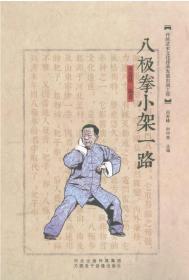 八极小架一路(沧州武术第一辑)原版