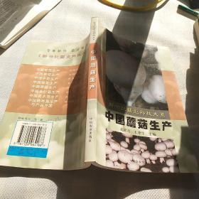 中国蘑菇生产——新世纪菇业科技大系