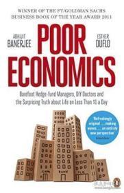 贫穷的本质 英文原版 Poor Economics Abhijit V. Banerjee-