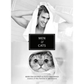 男人和猫 英文原版 Men and Cats-