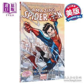 Amazing Spider-Man, Vol. 1:The Parker Luck