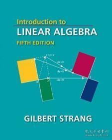 线性代数入门 英文原版 Introduction to Linear Algebra-