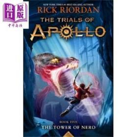 The Tower of Nero 英文原版 阿波罗的审判5 尼禄塔 Rick Riordan-