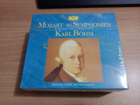 DG 莫扎特:46首交响曲(10CD)伯姆指挥