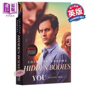 Hidden Bodies YOU 2 英文原版 隐藏的尸体 美剧you原著小说2-