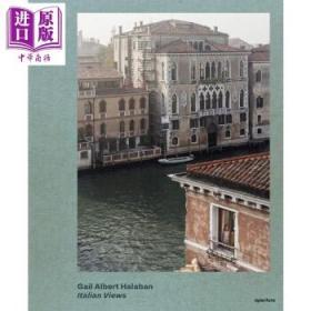 盖尔·阿尔伯特·哈拉班窗口里的巴黎 英文原版 Gail Albert Halaban-