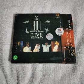 H.O.T汉城 演唱会现场版 LIVE CONCERT 【全2张光盘】CD