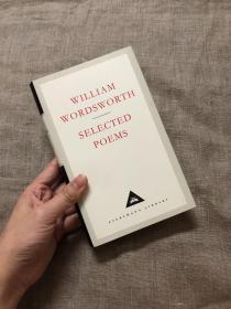 William Wordsworth: Selected Poems 【华兹华斯诗选,人人文库,精装英文版】