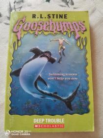 Goosebumps Deep Trouble