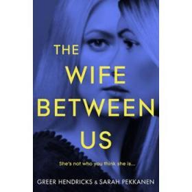 夹在我们之间的妻子 英文原版 The Wife Between Us-