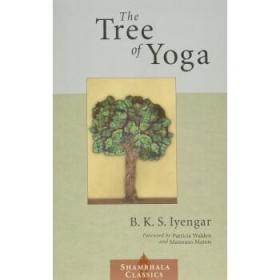 瑜伽树 英语原版 the tree of yoga-