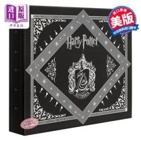 哈利波特豪华文具套装 英文原版 Harry Potter Stationery Sets-