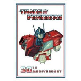 变形金刚30周年纪念画册 英文原版 Transformers: Collection-