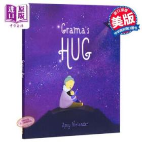 Amy Nielander:外婆的拥抱 Grama's Hug 亲子关系 4~6岁 精装 英文原版-