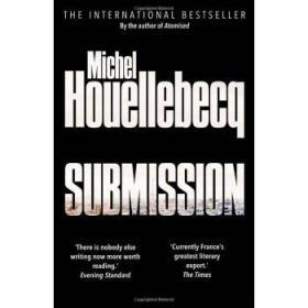 屈服 英文原版 Submission 米歇尔·维勒贝克-