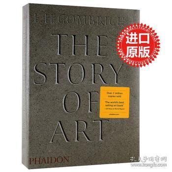 The Story of Art, 16th Edition艺术的故事 英文原版