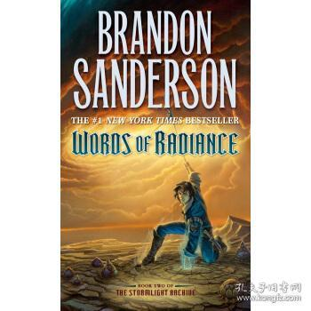 Words of Radiance:The Stormlight Archive Book Two