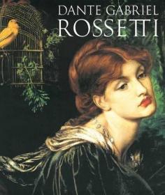 进口原版画册dante gabriel rossetti但丁·加布里尔·罗赛蒂-
