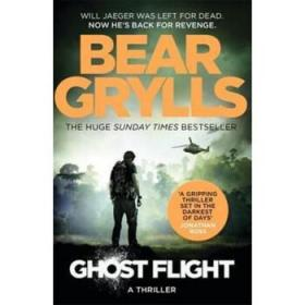 幽灵飞机 Bear Grylls 英文原版 小说 Ghost Flight-