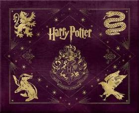哈利波特豪华文具套装:霍格沃兹魔法学校 英文原版 Harry Potter-