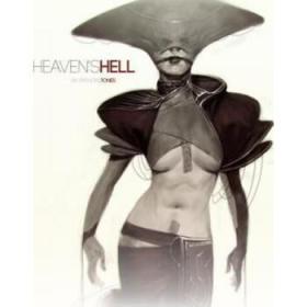 Heavens Hell 英文原版 插画集:天堂的地狱 Professor Anthon-