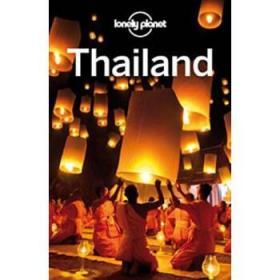 泰国旅游指南(第16版) 英文原版 THAILAND 16E Lonely Plane-