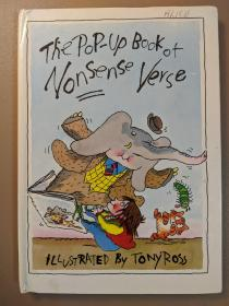 原版立体书The Pop-up Book Of Nonsense Verse(pop up)