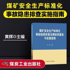 煤矿安全生产标准化事故隐患排查治理体系建设与实施指南