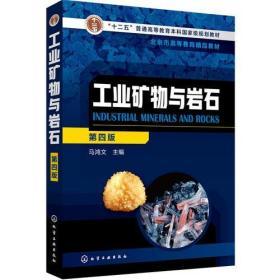 正版工业矿物与岩石(马鸿文)(第四版)