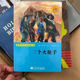 世界少年文学经典文库:三个火枪手