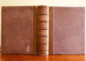 约1880年《霍加斯作品全集》