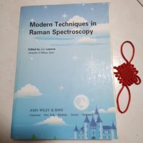 Modern technique sin,RAM an spect ros copy(现代拉曼光谱技术)[大英图书馆有这本书的目录]