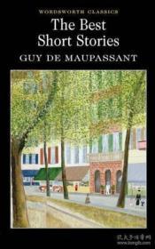 莫泊桑短篇精选 英文原版 The Best Short Stories Maupassant-