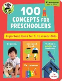 100个学前知识 PBS KIDS 100 Concepts for Preschoolers-