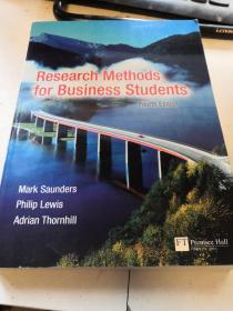 Research Methods for Business Students商学院学生的研究方法